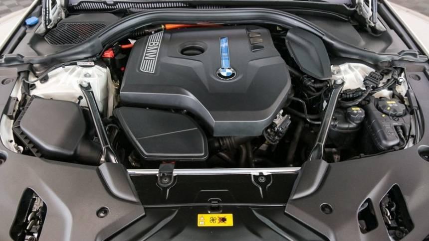 2018 BMW 5 Series WBAJB1C51JB084506
