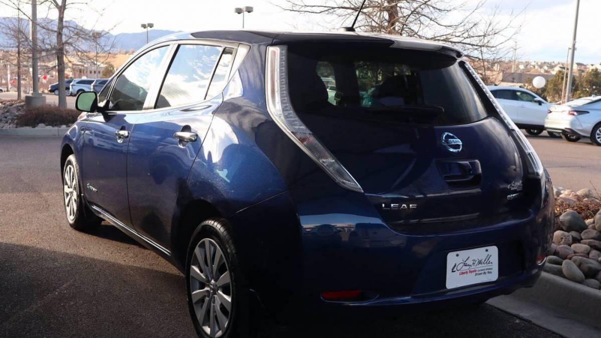 2017 Nissan LEAF 1N4BZ0CP3HC300901