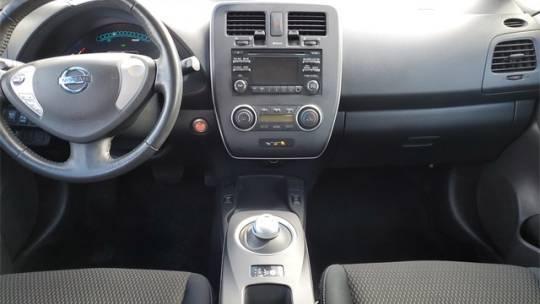 2014 Nissan LEAF 1N4AZ0CP8EC332816