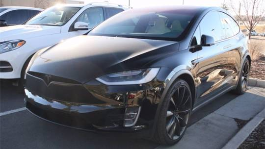 2018 Tesla Model X 5YJXCBE47JF142975