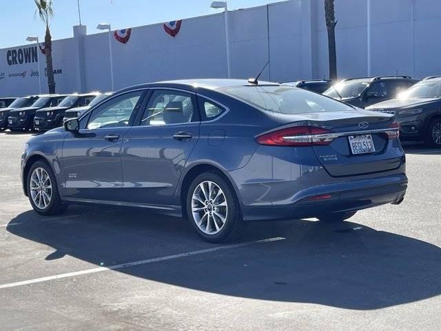 2018 Ford Fusion Energi 3FA6P0PU8JR110932