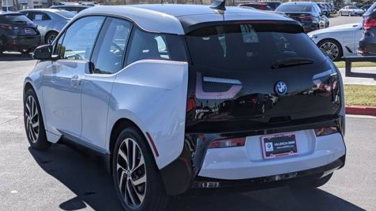 2017 BMW i3 WBY1Z8C35HV895366