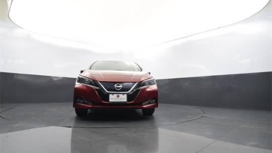 2018 Nissan LEAF 1N4AZ1CP7JC303288