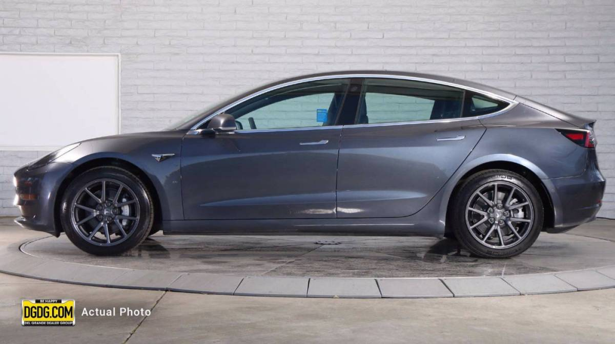 2019 Tesla Model 3 5YJ3E1EA2KF400152