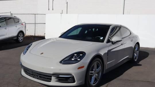 2018 Porsche Panamera WP0AE2A7XJL128758