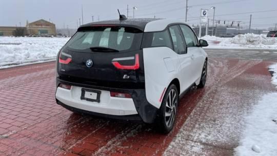 2014 BMW i3 WBY1Z4C52EV274852