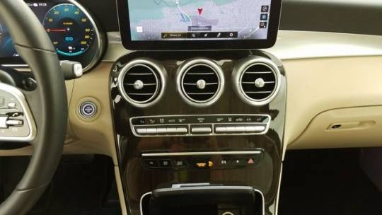 2020 Mercedes GLC 350e 4MATIC W1N0G5DB4LF777800