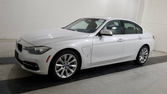 2017 BMW 3 Series WBA8E1C31HA156308