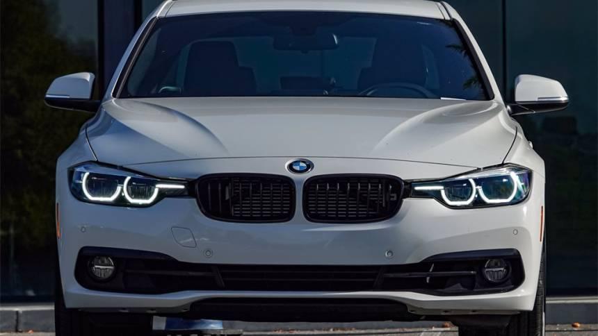 2018 BMW 3 Series WBA8E1C52JA178132