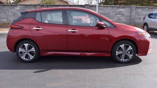 2020 Nissan LEAF 1N4BZ1DP1LC305172