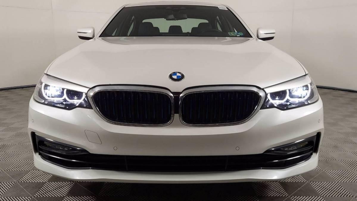 2018 BMW 5 Series WBAJB1C54JB084564