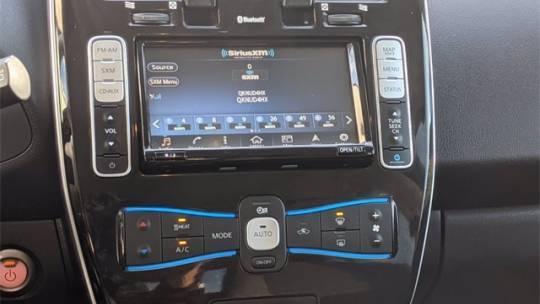 2017 Nissan LEAF 1N4BZ0CP7HC306930