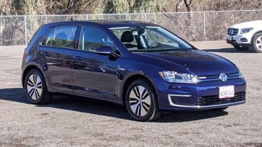 2017 Volkswagen e-Golf WVWKR7AUXHW953557