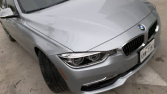 2016 BMW 3 Series WBA8E1C53GK479527