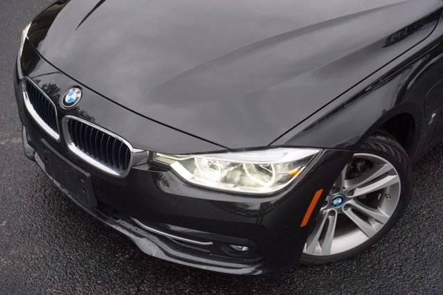 2018 BMW 3 Series WBA8E1C50JA159630