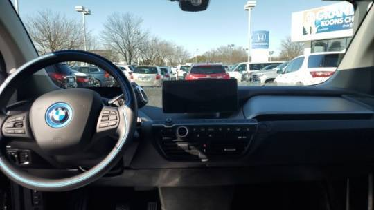2018 BMW i3 WBY7Z4C52JVD97350