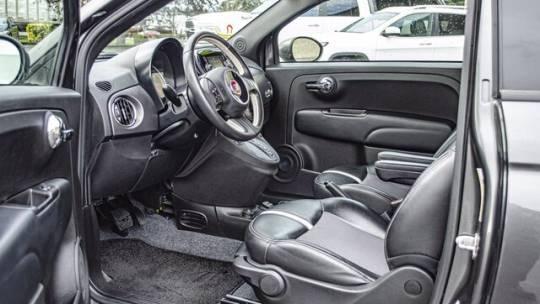 2016 Fiat 500e 3C3CFFGE7GT205199
