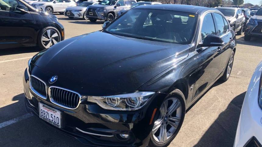 2018 BMW 3 Series WBA8E1C56JA159406