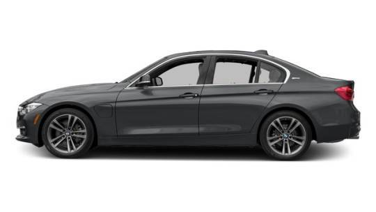 2017 BMW 3 Series WBA8E1C3XHA159093