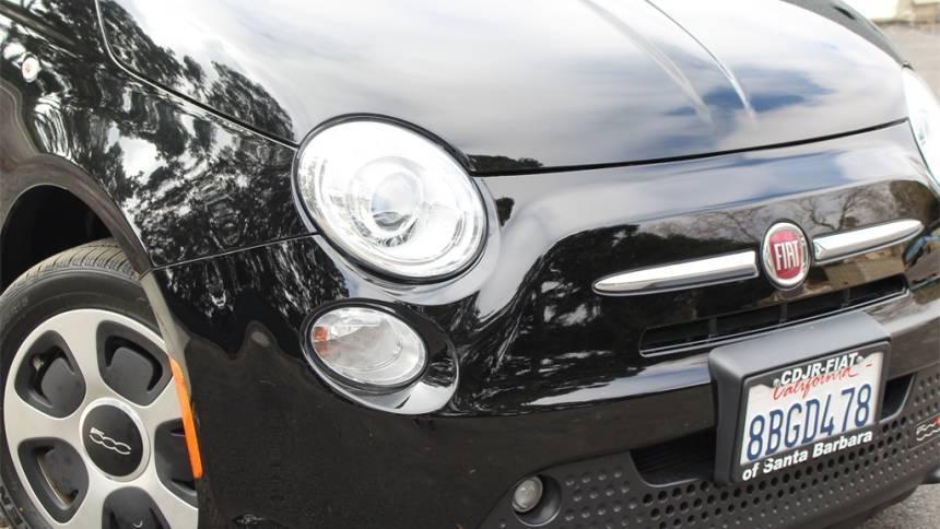 2017 Fiat 500e 3C3CFFGE5HT620832