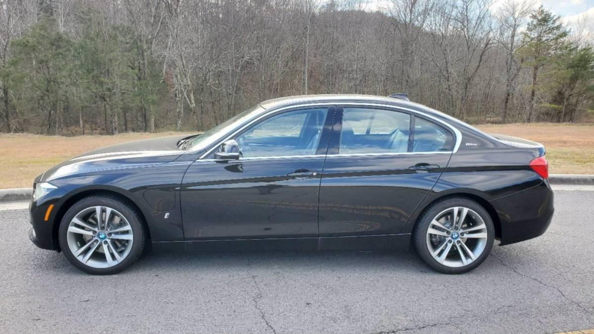 2018 BMW 3 Series WBA8E1C55JA756305