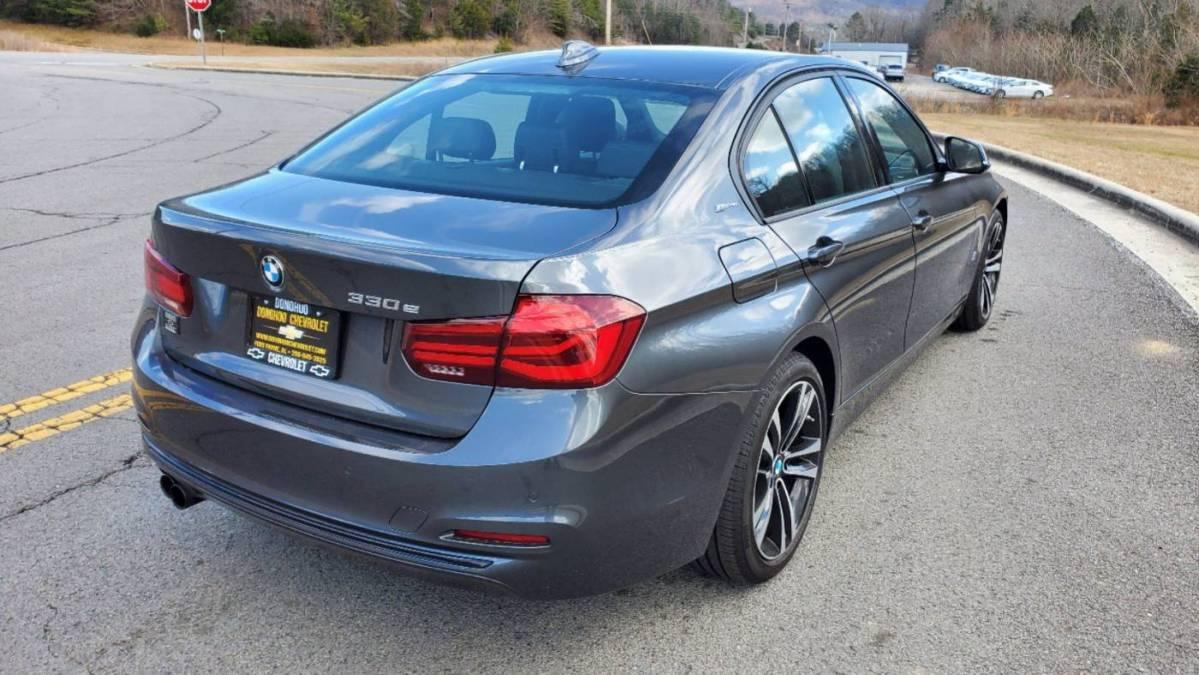 2018 BMW 3 Series WBA8E1C51JA159555