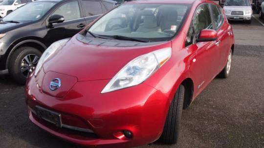 2011 Nissan LEAF JN1AZ0CP1BT004338