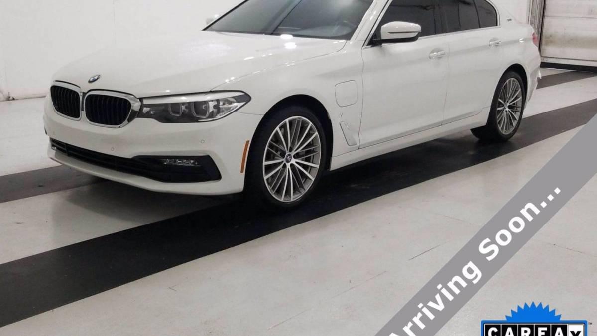 2018 BMW 5 Series WBAJA9C59JB253141