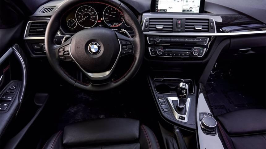 2017 BMW 3 Series WBA8E1C31HA156406