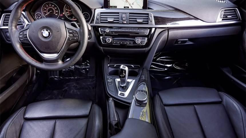 2018 BMW 3 Series WBA8E1C5XJA171638