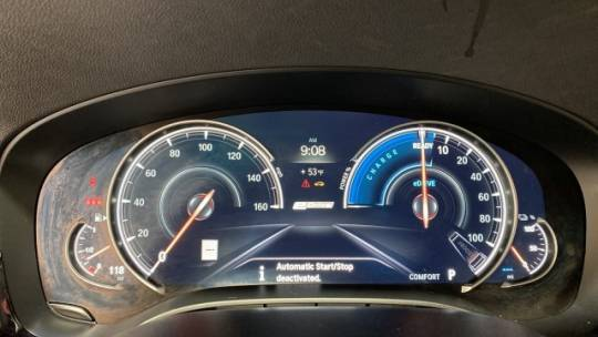 2018 BMW 5 Series WBAJB1C54JB084080