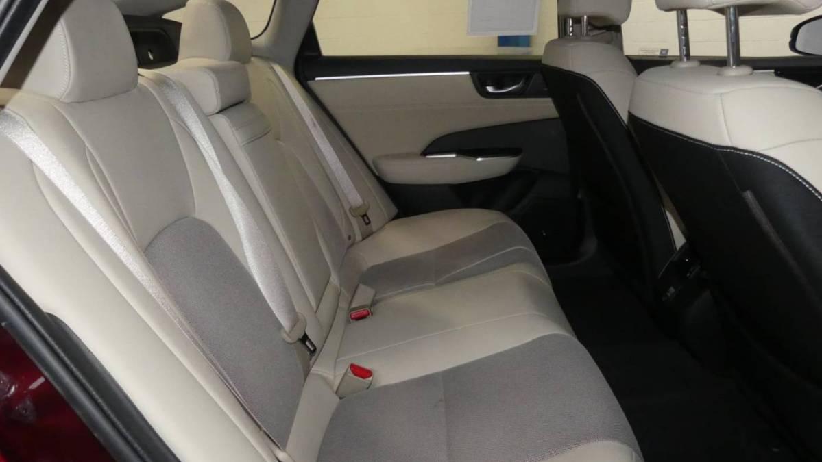 2018 Honda Clarity JHMZC5F14JC006202