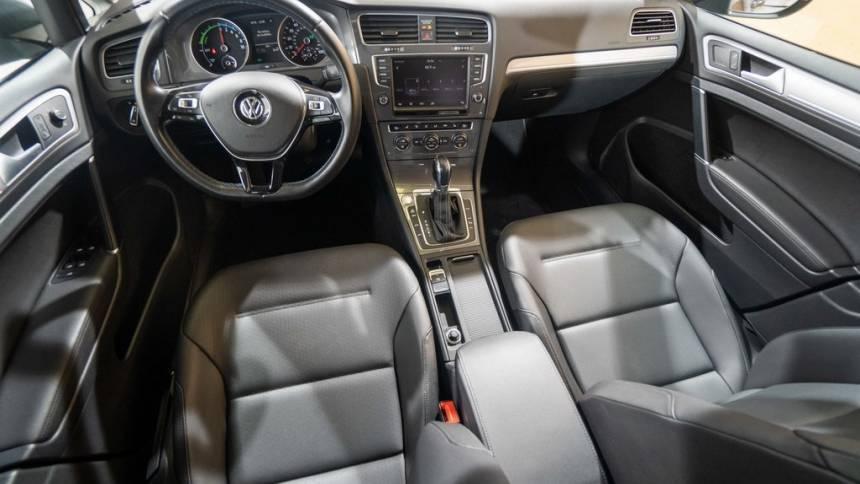 2016 Volkswagen e-Golf WVWPP7AU3GW912391