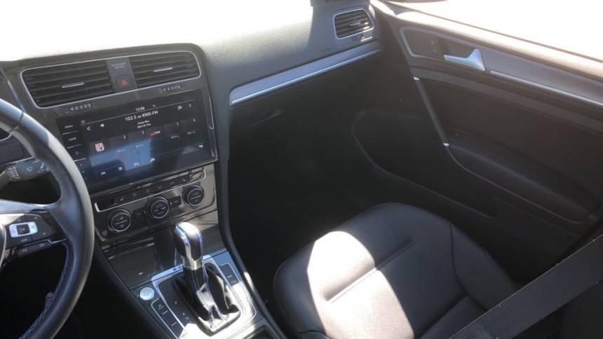 2019 Volkswagen e-Golf WVWPR7AU9KW908591