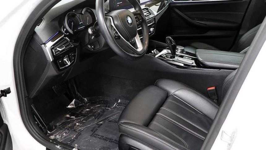 2018 BMW 5 Series WBAJB1C54JB084340