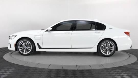 2018 BMW 7 Series WBA7J2C52JB246243