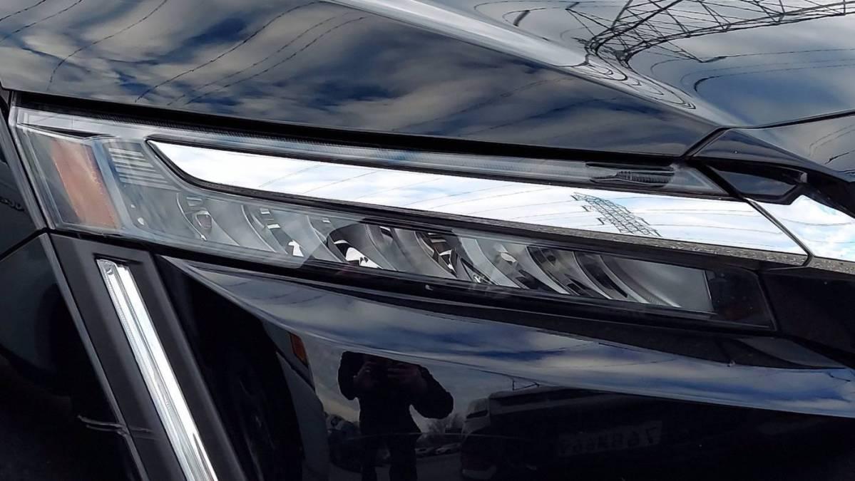 2018 Honda Clarity JHMZC5F31JC002061