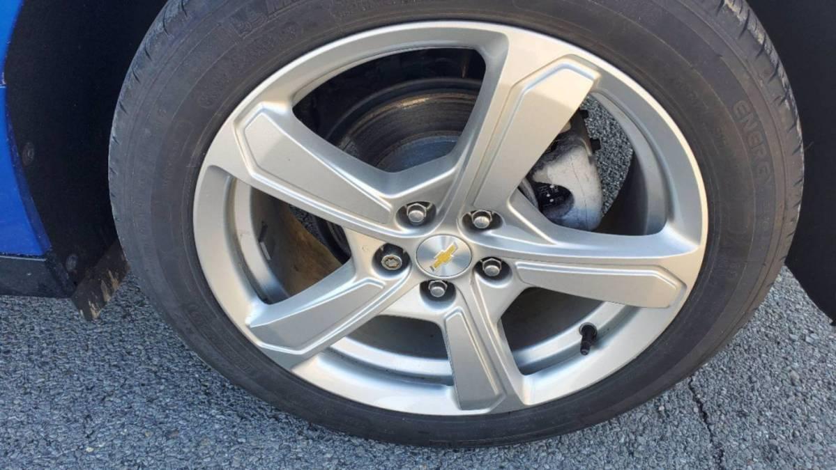 2017 Chevrolet VOLT 1G1RC6S52HU215550