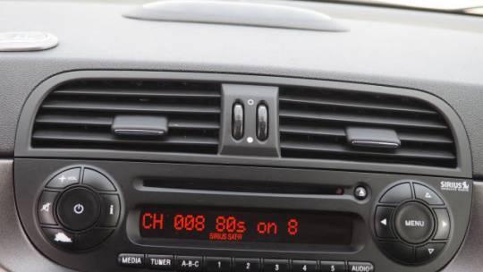 2014 Fiat 500e 3C3CFFGE2ET245011