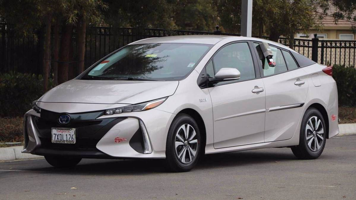 2017 Toyota Prius Prime JTDKARFP3H3010210