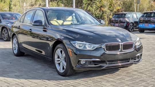 2018 BMW 3 Series WBA8E1C56JA178201