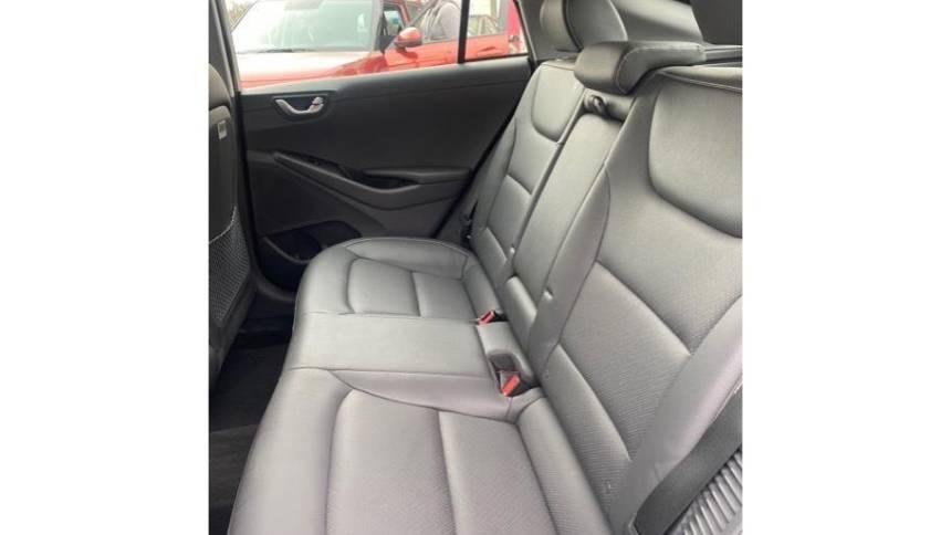 2018 Hyundai IONIQ KMHC75LD5JU060849