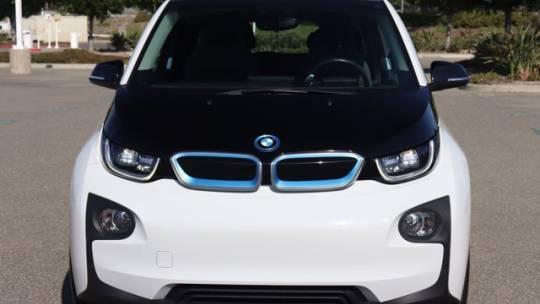 2017 BMW i3 WBY1Z8C36HV895411