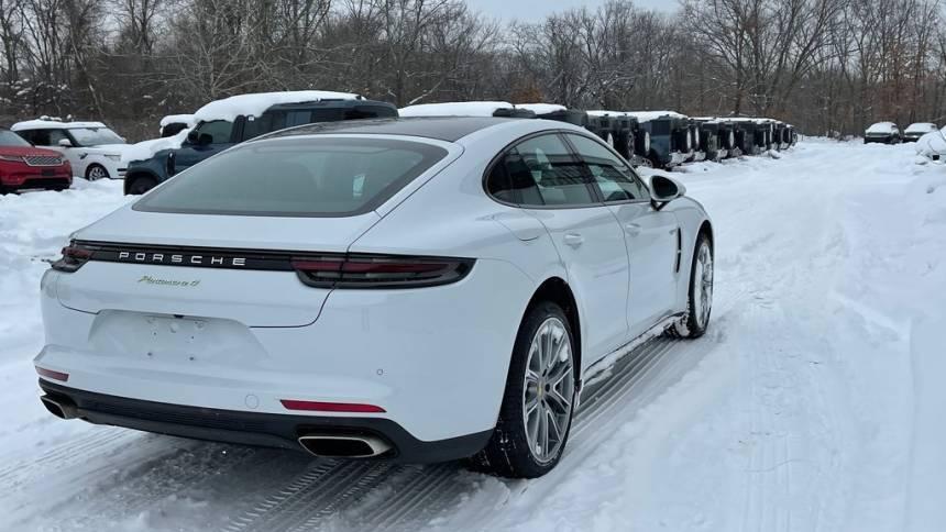 2018 Porsche Panamera WP0AE2A76JL174216