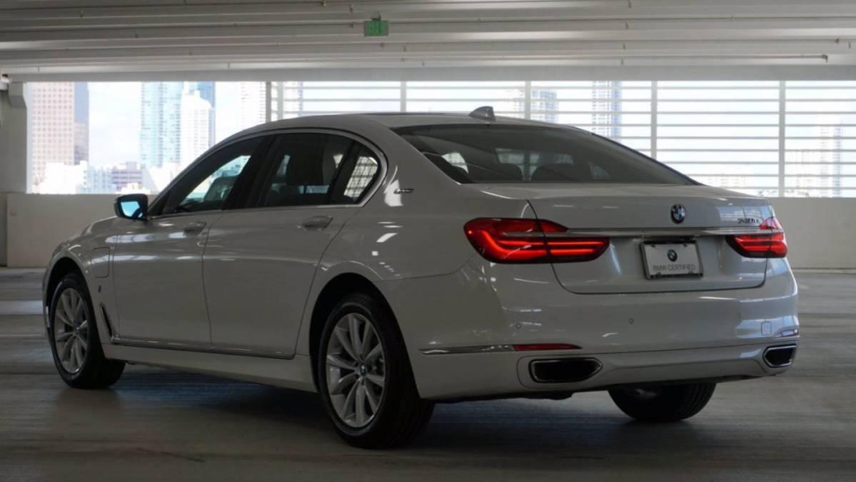 2018 BMW 7 Series WBA7J2C5XJG938110
