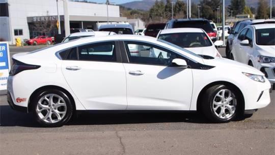 2017 Chevrolet VOLT 1G1RD6S54HU213814