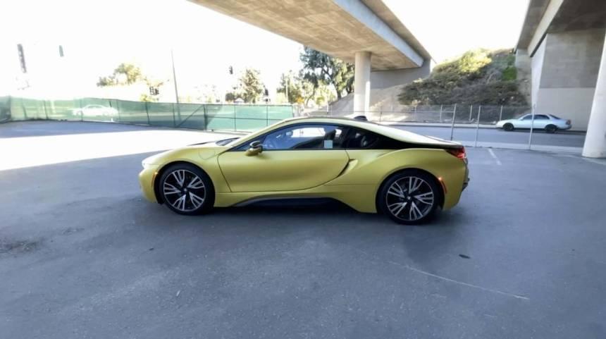 2017 BMW i8 WBY2Z2C3XHV676808
