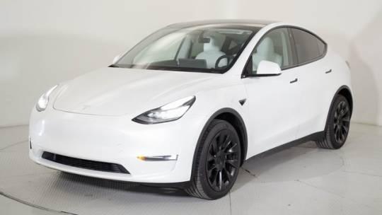 2021 Tesla Model Y 5YJYGDEE7MF091799