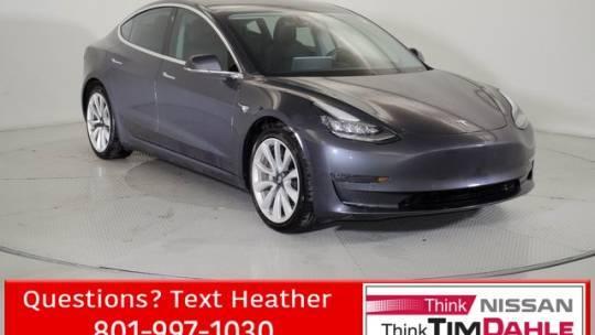 2018 Tesla Model 3 5YJ3E1EB2JF116740