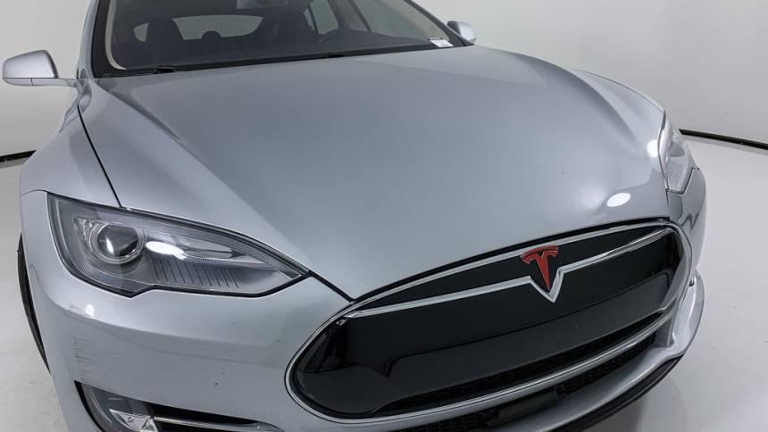 2014 Tesla Model S 5YJSA1H18EFP30563